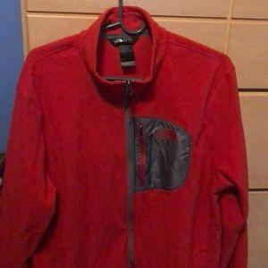 The North Face Men's Fleece Red XL